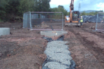 Successful sign-off for a Permeable Reactive Barrier